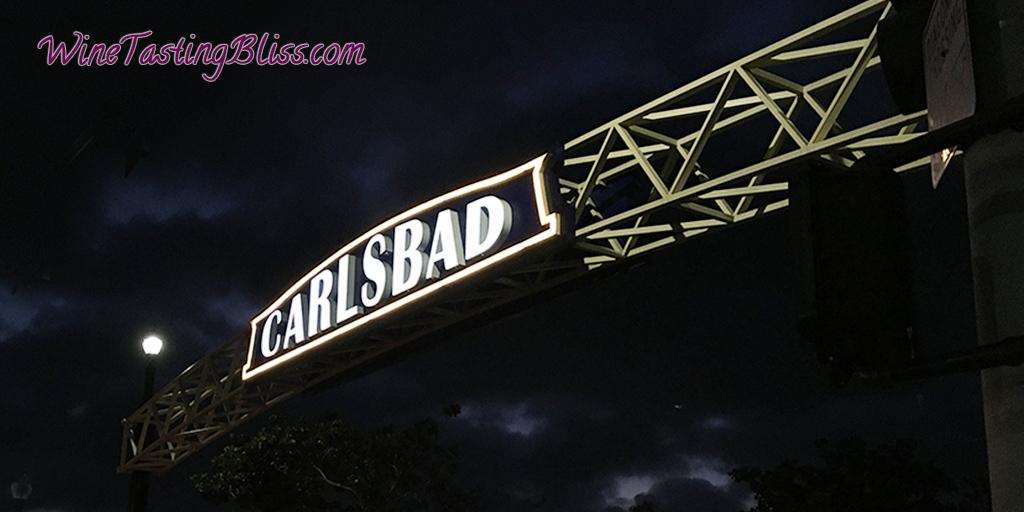 Wine Tasting In Carlsbad