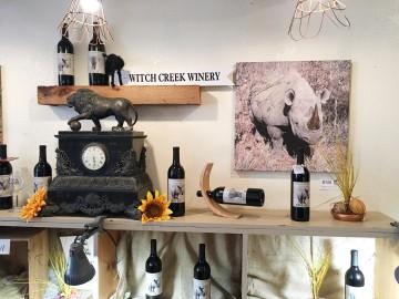 Witch Creek Carlsbad Bottle wall