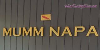 Mumm Napa – Always a Fun Tasting!