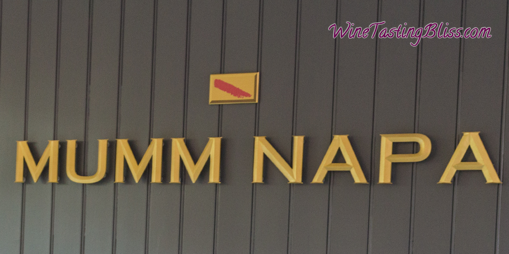 Mumm Napa – Always a Fun Tasting!