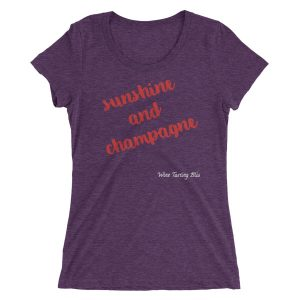 Sunshine and Champagne T-Shirt