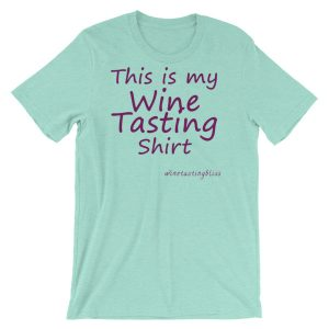 This is my Wine Tasting Shirt Short-Sleeve Unisex T-Shirt