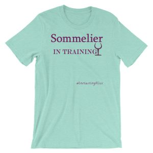 Sommelier in training Short-Sleeve Unisex T-Shirt