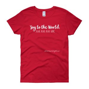 Joy to the World Women's short sleeve t-shirt
