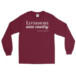 Livermore Wine Country Long Sleeve T-Shirt