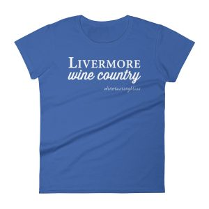 """Livermore Wine Country"" Women's short sleeve t-shirt"