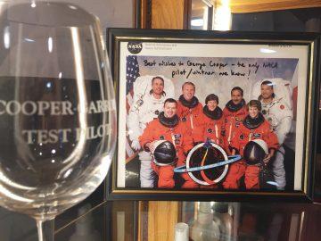 Cooper Garrod astronauts