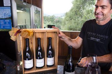 House Family vineyards Jim Cargill