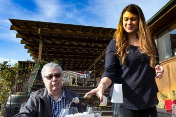 Bouchaine wine guide Sheena