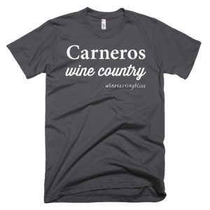 Carneros Wine Country Short-Sleeve T-Shirt