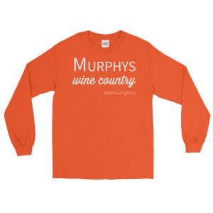 Murphys Wine Country Long Sleeve T-Shirt