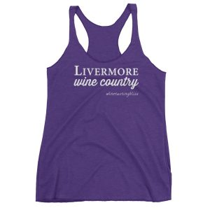 Livermore Wine Country Women's Racerback Tank