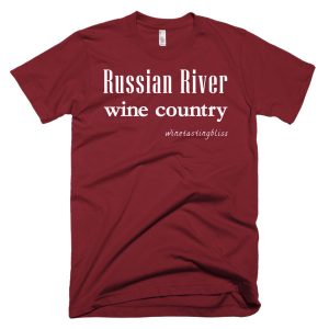 Russian River Wine Country Short-Sleeve T-Shirt