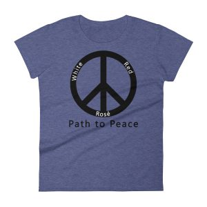 Path to Peace Women's short sleeve t-shirt