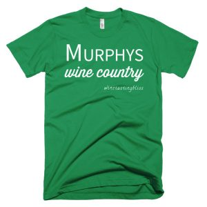 Murphys Wine Country Short-Sleeve T-Shirt