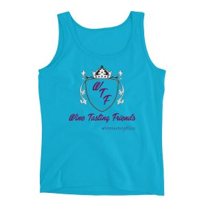 """Wine tasting friends"" Ladies' Tank"