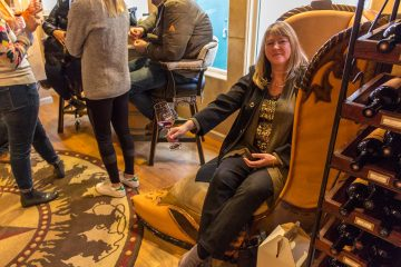 galante vineyards boot chair