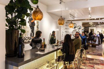 scratch wines tasting room