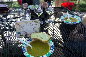 balletto vineyards soup
