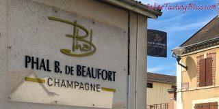 PHAL B de Beaufort Champagne