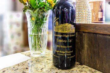 eagle ridge wine bottle