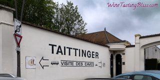 Touring Champagne Taittinger
