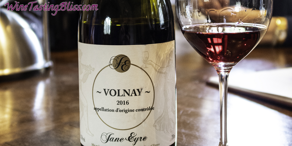 The Amazing Burgundy Wines of Jane Eyre