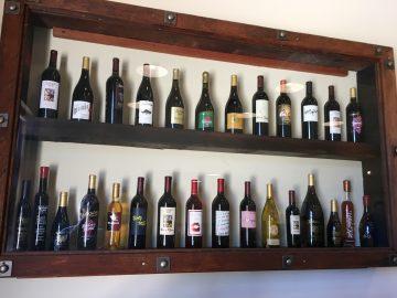 mitchell katz bottle shelf