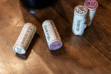 domaine newman corks