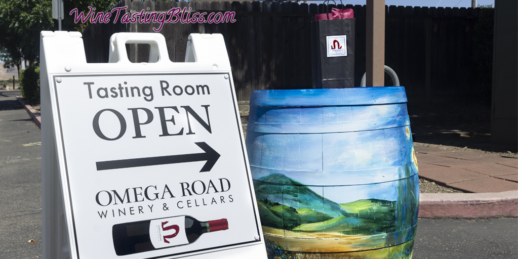 Discovering Omega Road Winery