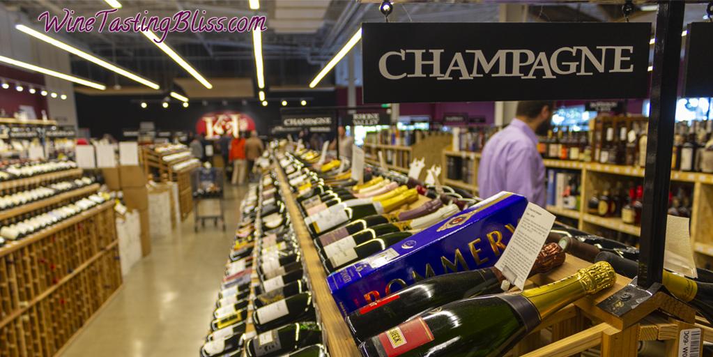 K&L Wines Celebrates 2012 Champagnes