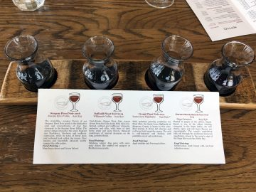rosenblum tasting flight