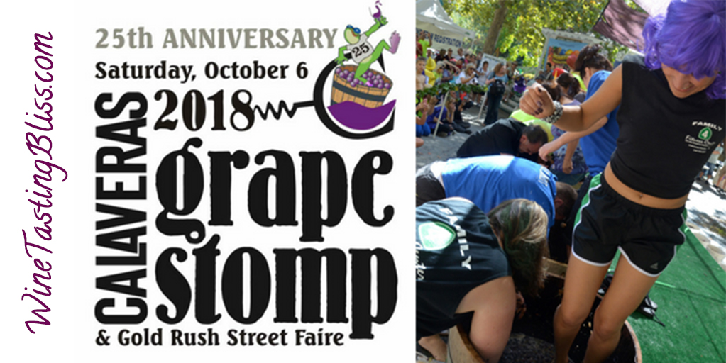 Upcoming: Grape Stomp Competition