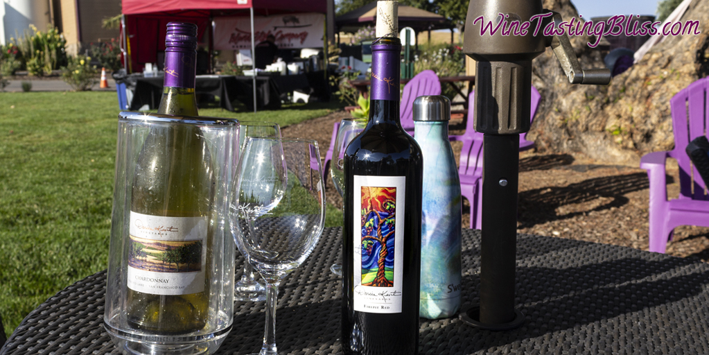 Wine Down Wednesday at Darcie Kent Vineyards