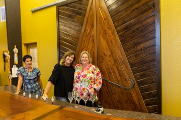 acquiesce winery staff
