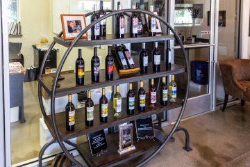 bokisch vineyards shelf