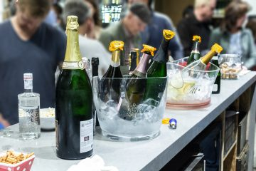 k&l champagne tasting bar