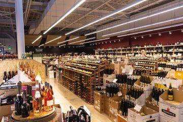 k&l wines stock area