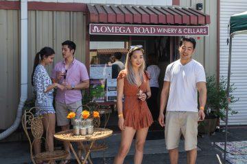 omega road winery