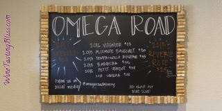 Our First Omega Road Winery Release Party