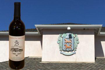 posada de san juan wine bottle