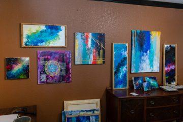 d'art wines paintings