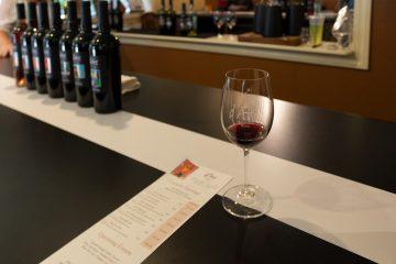 d'art wines tasting bar