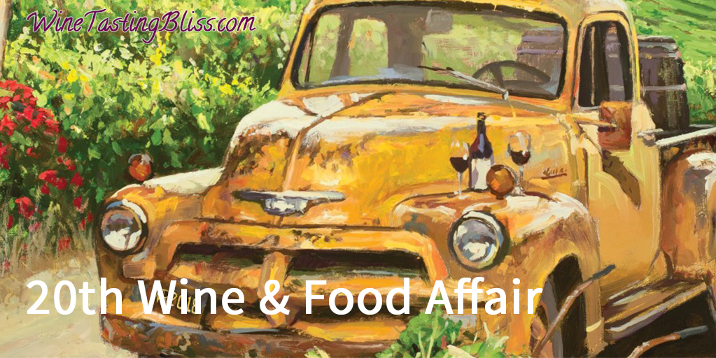 20th annual food and wine affair