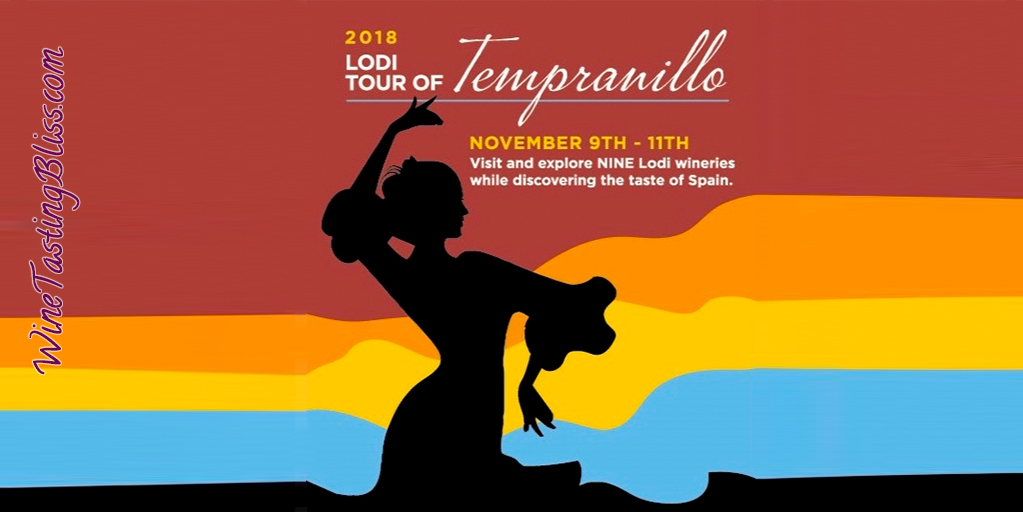 Lodi Tour of Tempranillo