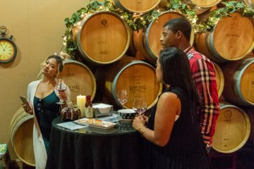 ruby hill winery tasters