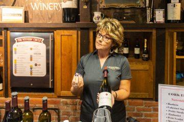 Guglielmo wine guide Amy