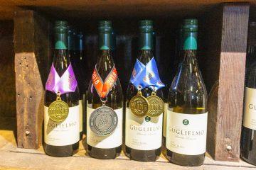 Guglielmo Wine Bottles