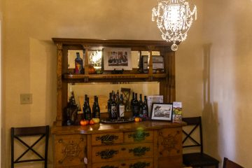 McKahn Family Cellars Hutch