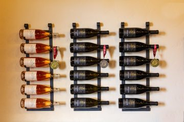 McKahn Family Cellars Medals